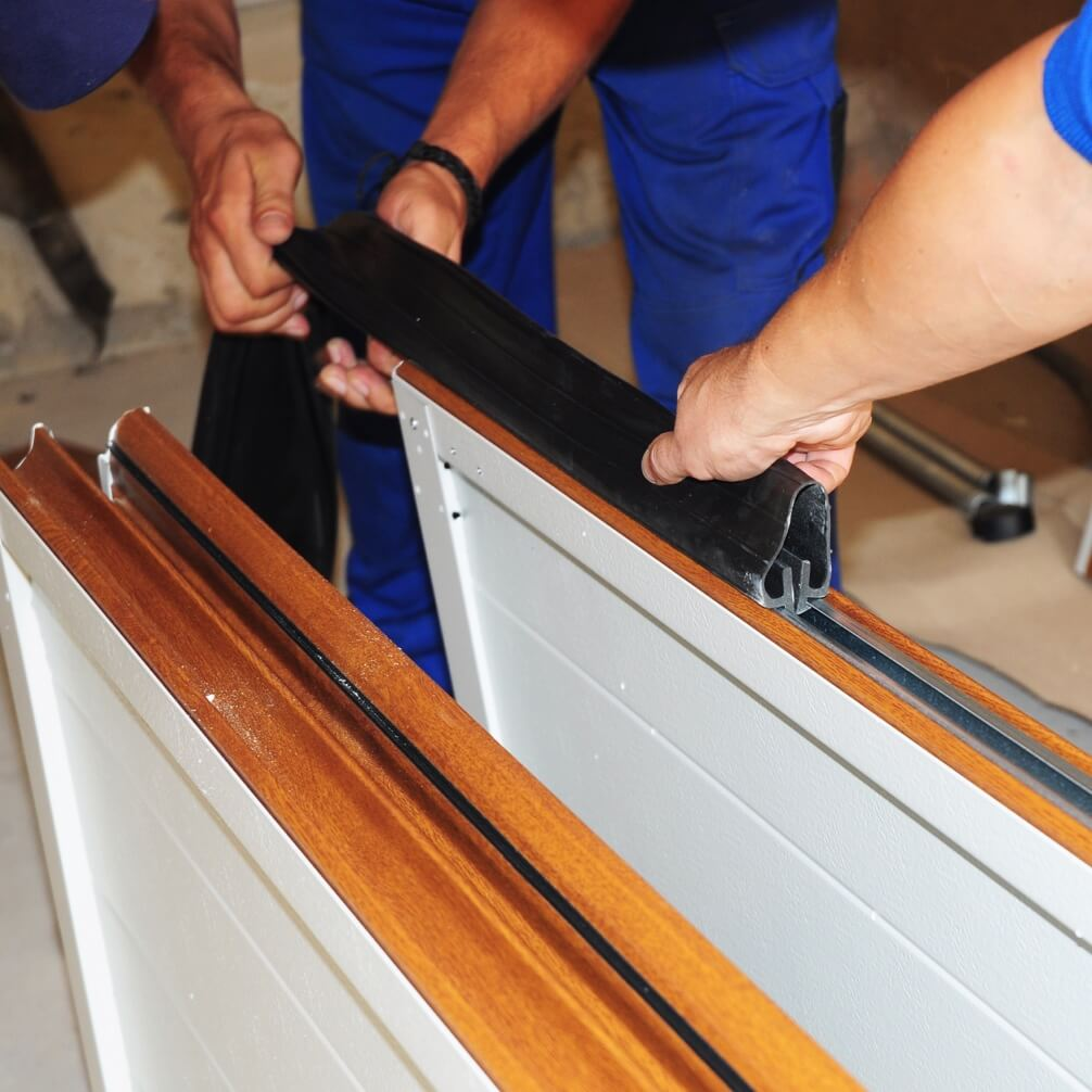 What Garage Door Weatherstripping Amp Trim Do For You